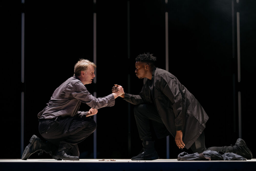OTHELLO by William Shakespeare at Northern Stage Credit and Copyright: Helen Murray