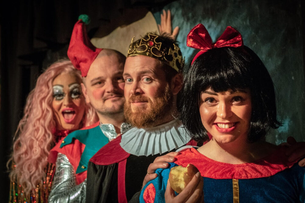 The Stand Comedy Club Newcastle is putting on its first pantomime