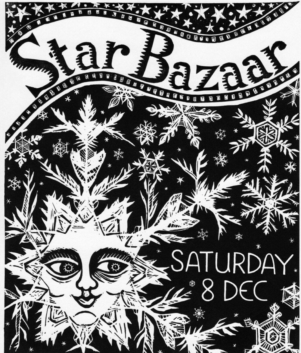 Star and Shadow Cinema in Newcastle hosts the Star Bazaar at Christmas