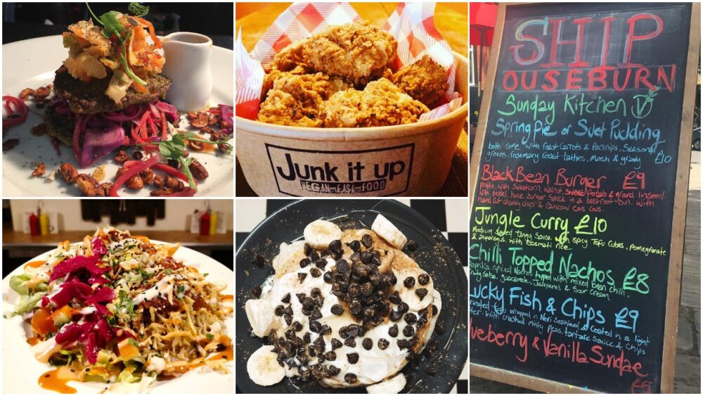 There's loads of place to get top notch vegan food in Newcastle and Gateshead