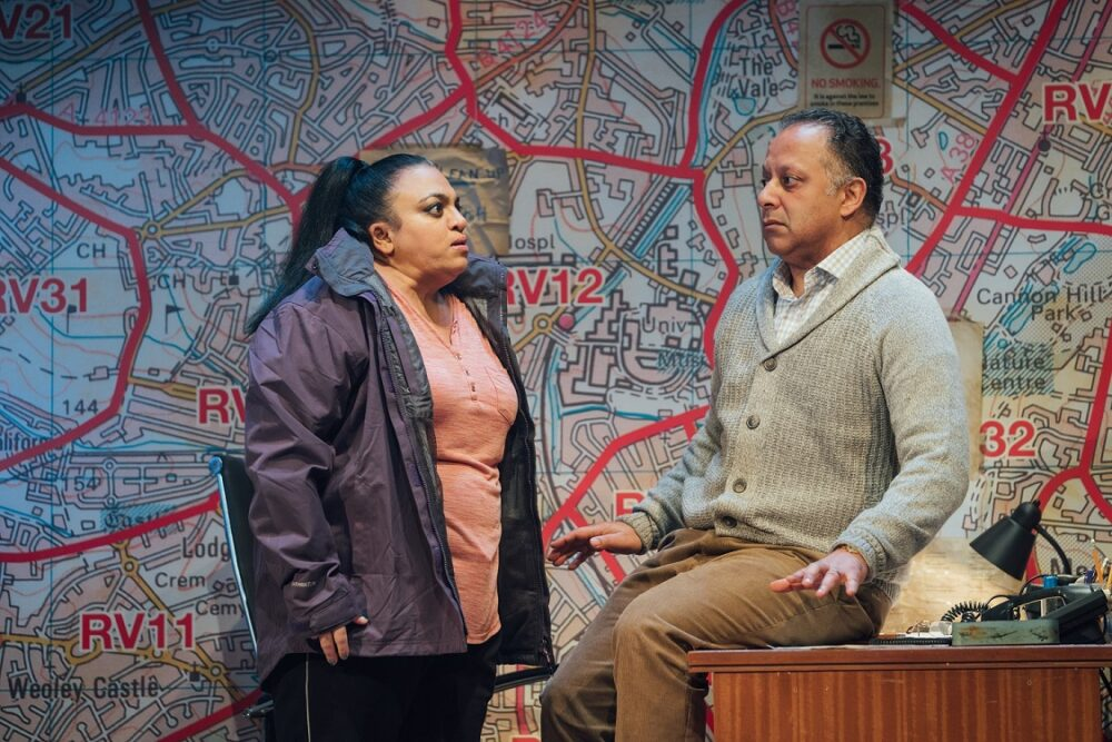 Approaching Empty by Ishy Din at Live Theatre