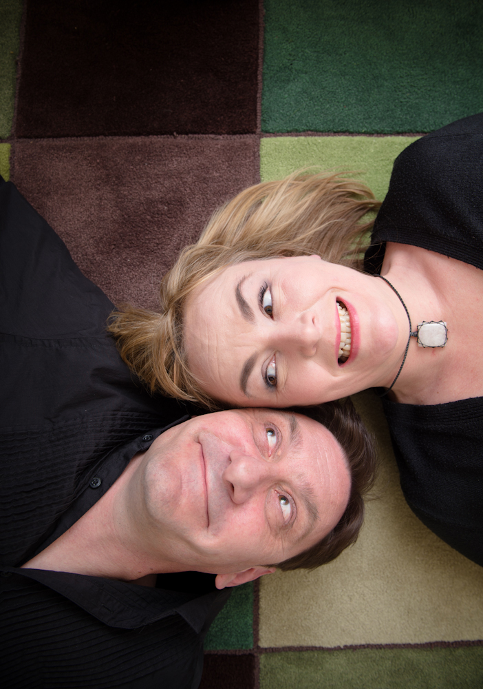 The Suggestibles' Bev Fox and Ian McLaughlin have been running the workshops for 16 years
