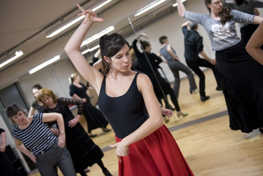 Flamenco for Beginners at Dance City