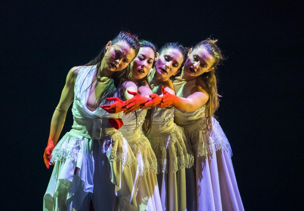 Opera North's The Rite of Spring - Tristram Kenton1
