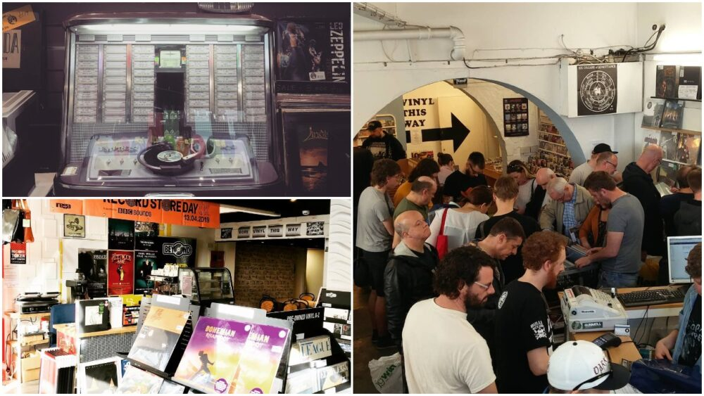 Record Store Day 2019 in Newcastle
