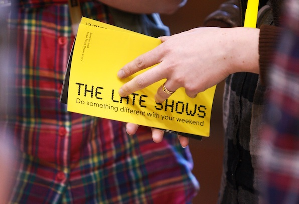 The Late Shows 2019 in Newcastle and Gateshead