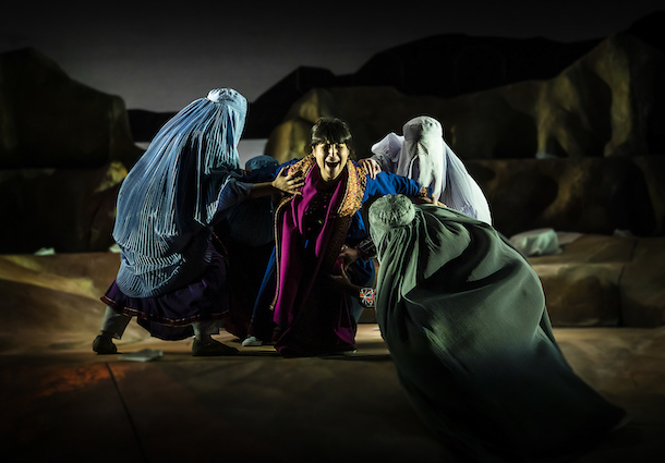 A Thousand Splendid Suns at Northern Stage Credit: Pamela Raith