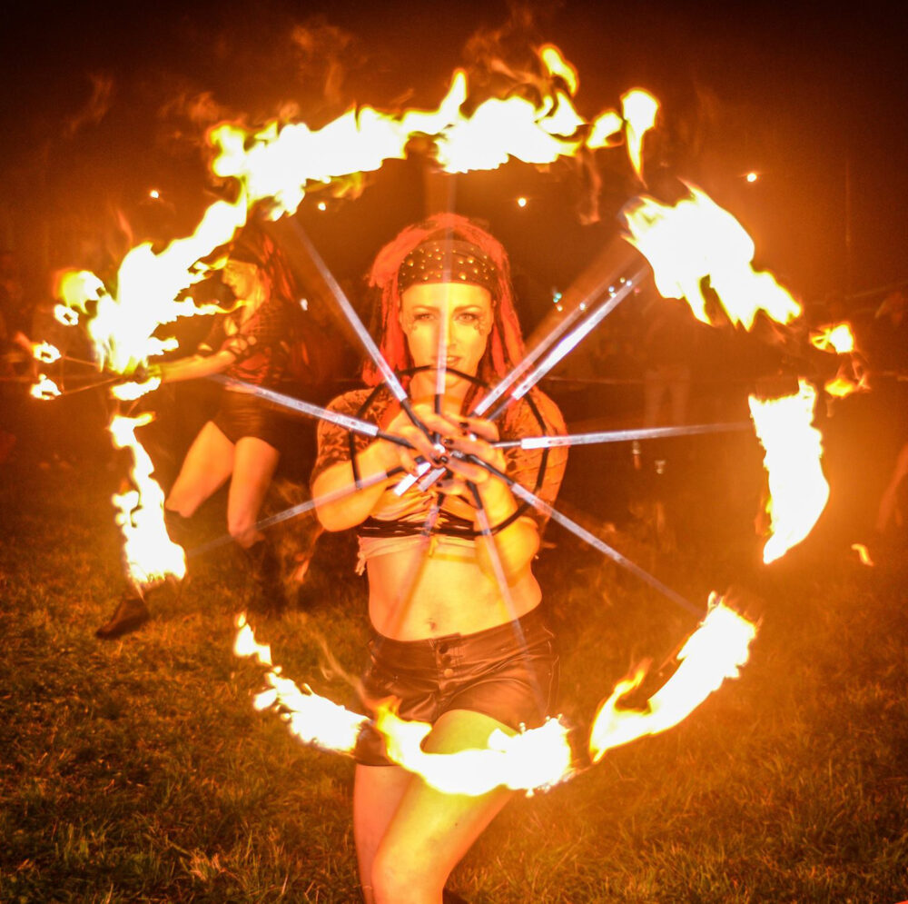 Lindisfarne Festival Credit: Holly Davis