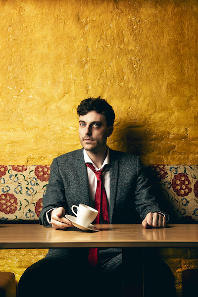 Ticker by Tom Machell is a highlight of the Newcastle Fringe Festival's Theatre programme