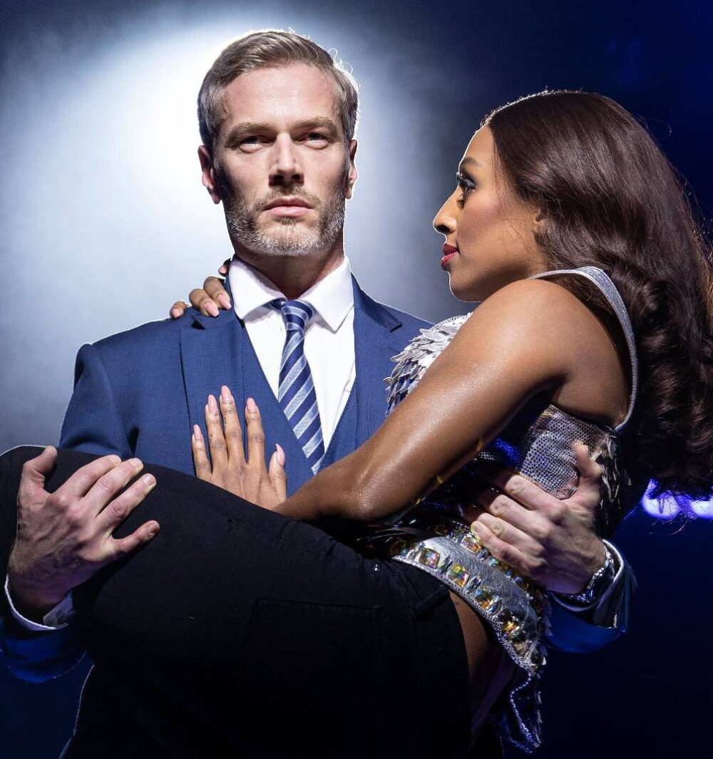 The Bodyguard, starring Alexandra Burke at Newcastle Theatre Royal