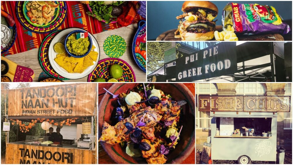 Artisan Social will be bringing some amazing street food to the Biscuit Factory all summer long