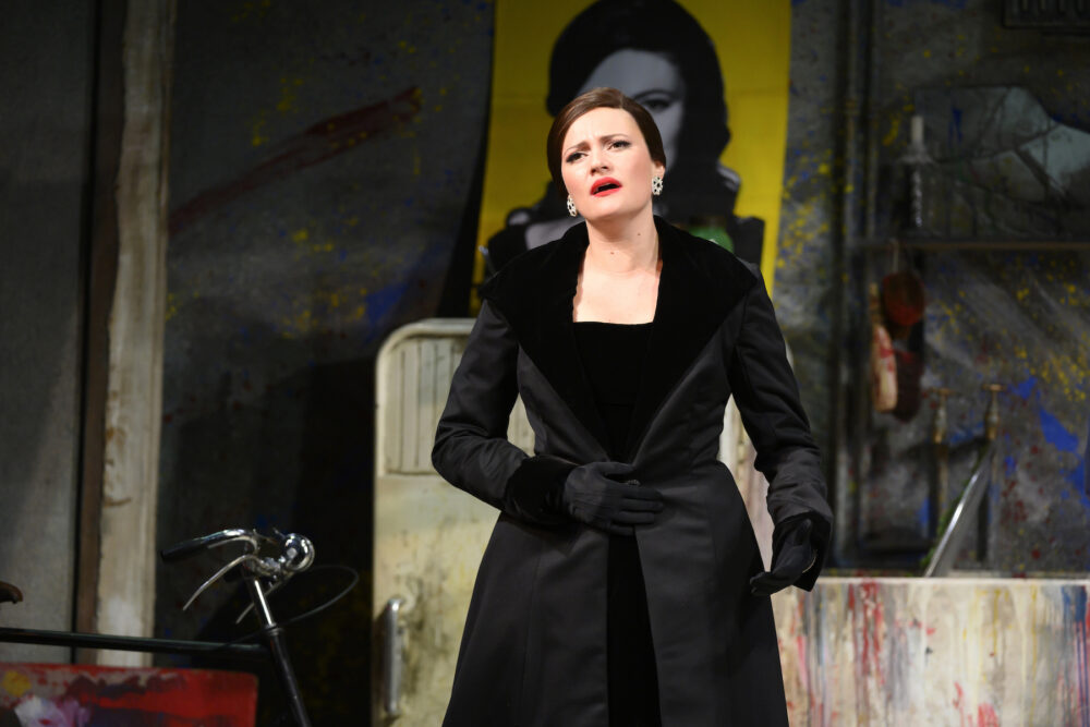 Samantha Clarke as Musetta