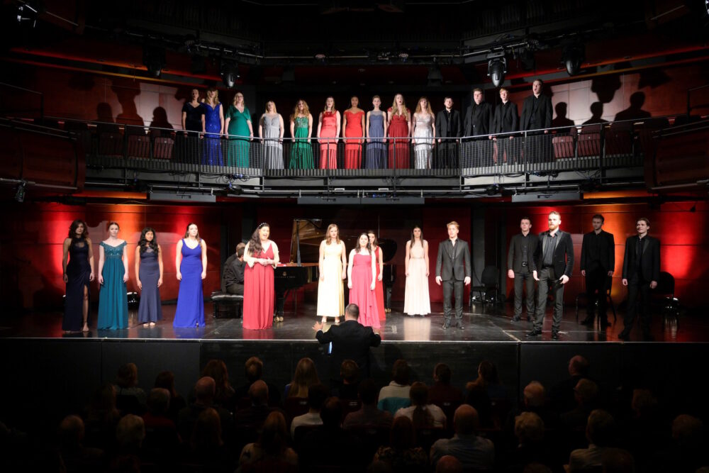Samling Academy Performance at Sage Gateshead. Photo credit: Mark Pinder