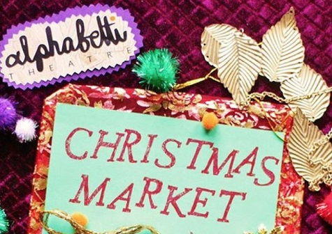 Alphabetti are decking the halls for their Christmas Market