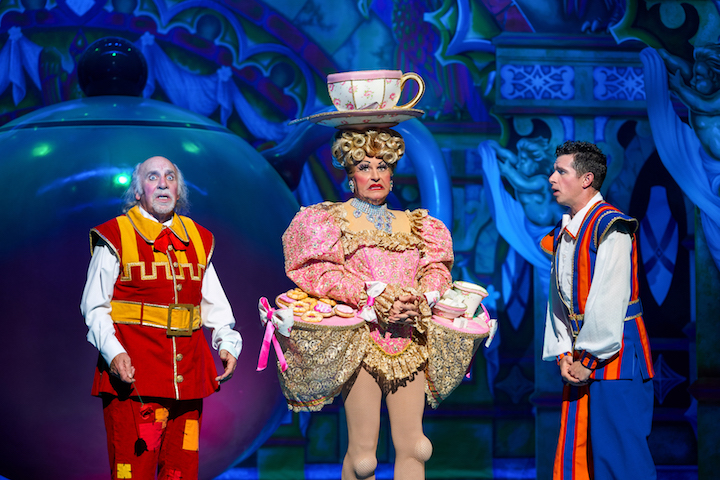 Beauty and the Beast at Newcastle Theatre Royal