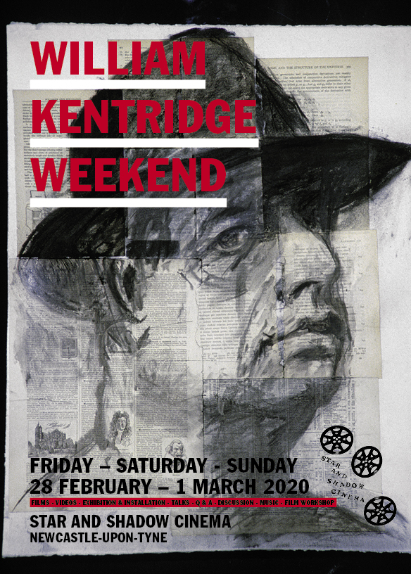 The Kentridge Weekender at the Star and Shadow Cinema in Newcastle