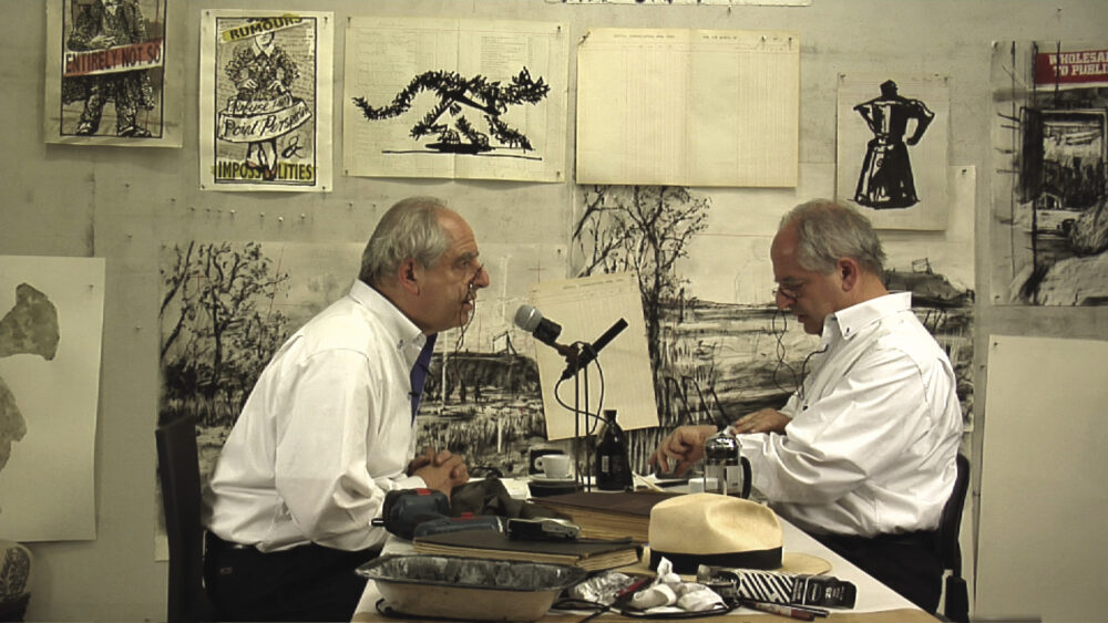Artist William Kentridge is the subject of a weekender at Star and Shadow Cinema in Newcastle