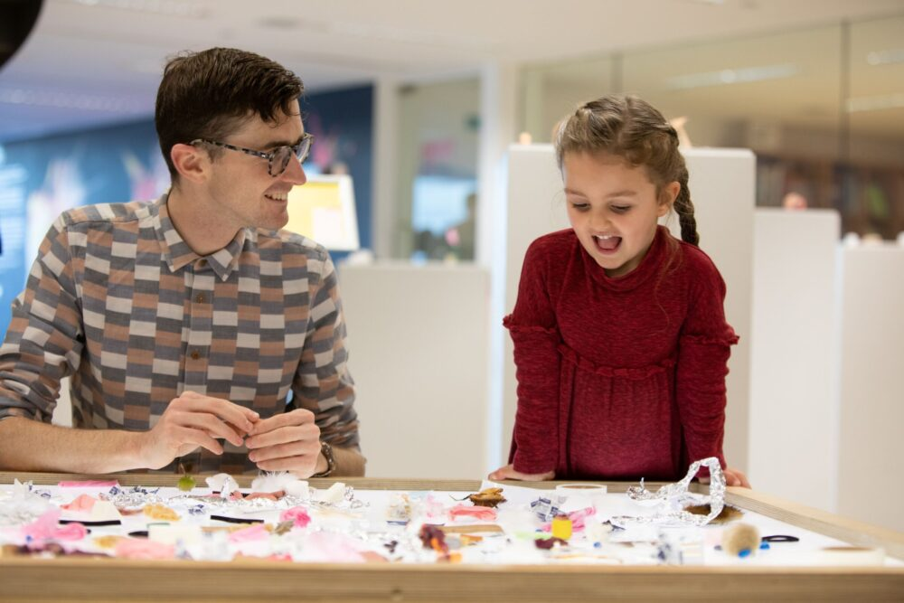 Family Days at BALTIC Centre for Contemporary Art in Gateshead