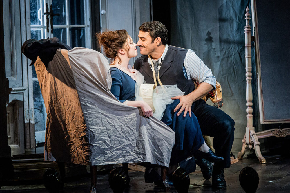 Opera North at Newcastle Theatre Royal with The Marriage of Figaro