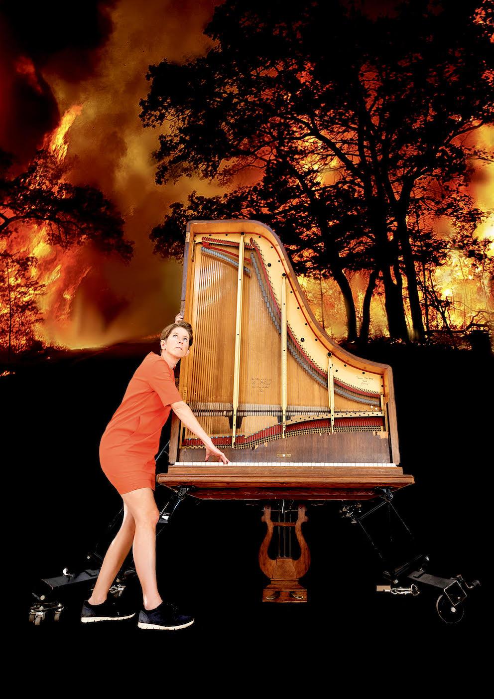 Sarah Nicolls will perform 12 Years at Sage Gateshead as part of Gateshead Jazz 2020