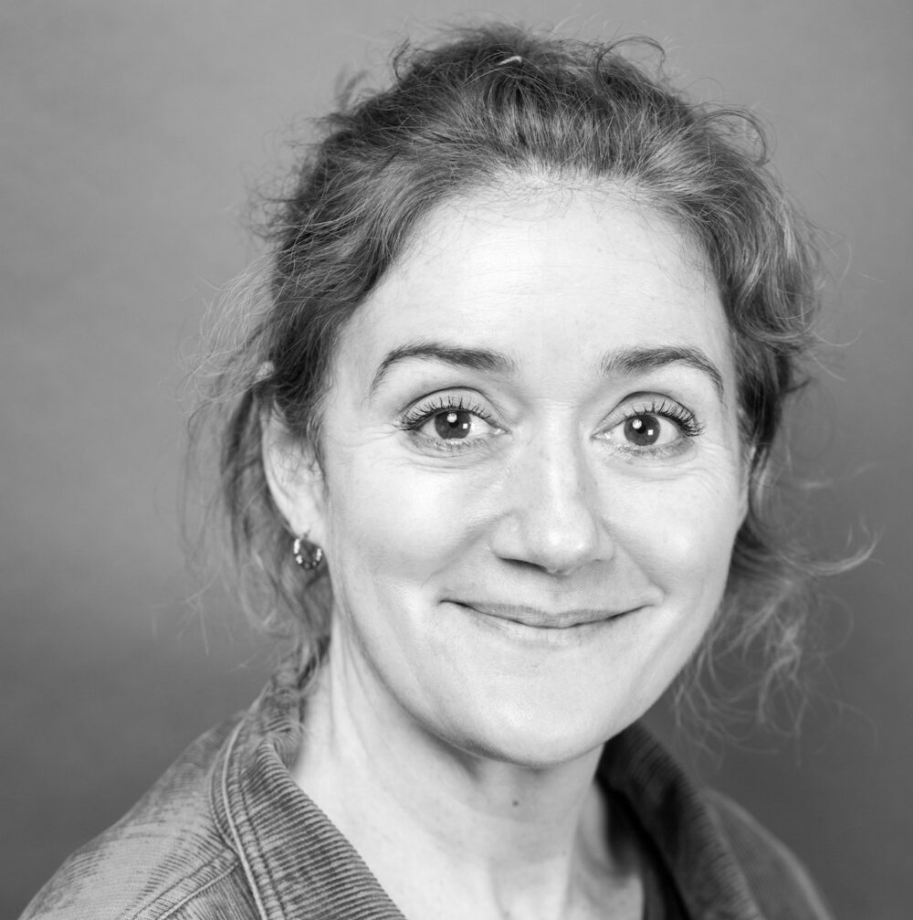 Actress Sophie Thompson performs Alison Carr's play, Stuff, for a new podcast plays series